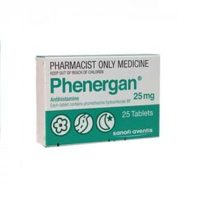 Phenergan25 mg