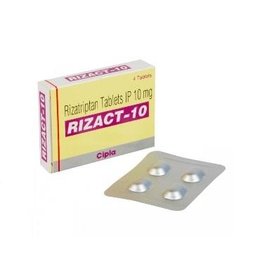 Rizact -10 mg