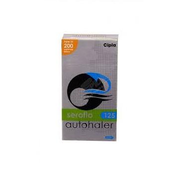 Seroflo Autohaler – 25 mcg + 125 mcg