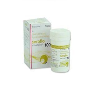 Seroflo Rotacaps 50mcg+100mcg