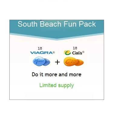 South Beach Fun Pack