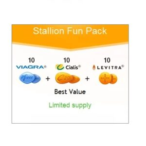 Stallion Fun Pack