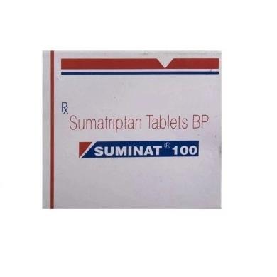 Suminat 25 mg hs