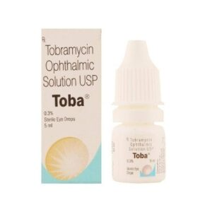 TOBA EYE DROP – 0.3% (5 ML)
