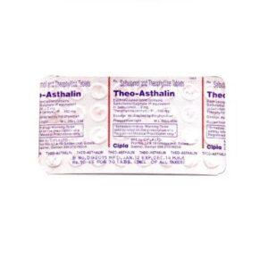 Theo Asthalin – 2mg+100mg