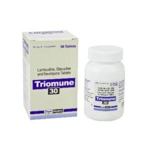 Triomune 30+150+200mg
