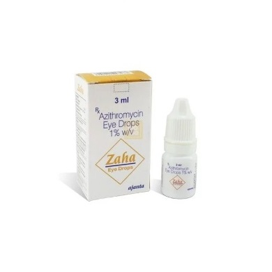 ZAHA EYE DROP – 3 ML