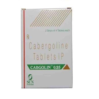 cabgolin0.25mg
