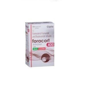 foracort 6+400 mcg inhaler