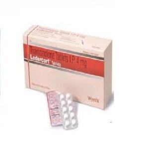 ledercort 4 mg tab