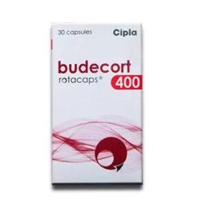 BUDECORT 400MCG ROTACAPS