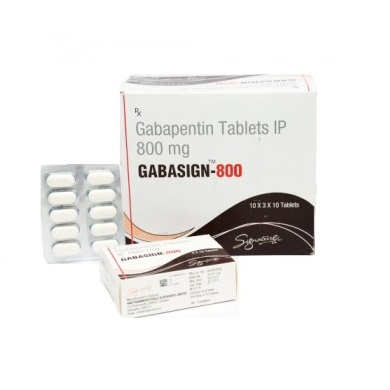 Gabapin 800 mg