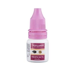 TROPICACYL ED 3 ML