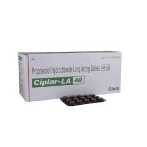 CIPLAR LA 40MG