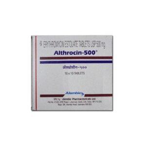 ALTHROCIN 500 MG Tabs