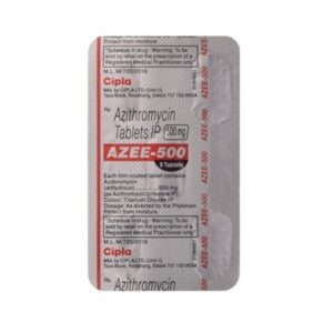 Azee 500 MG Tablets