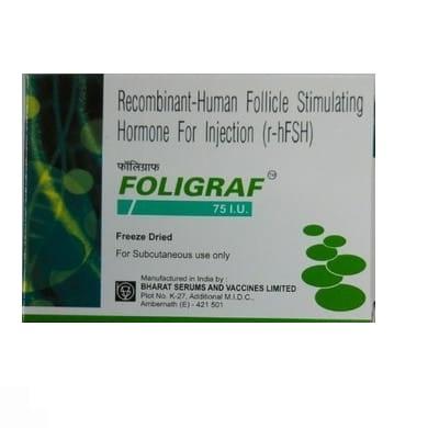 FOLIGRAF 75 IU Injection