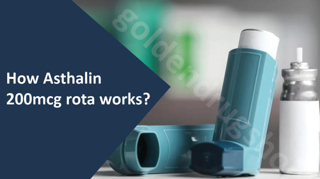 How Asthalin Rotacaps Works