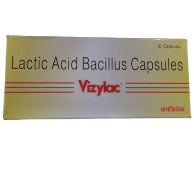VIZYLAC capsules