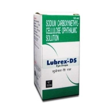 LUBREX DS EYE DROP online