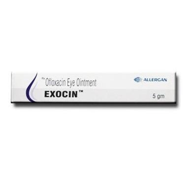 exocin eye ointment
