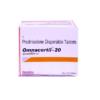 omnacortil 20 mg