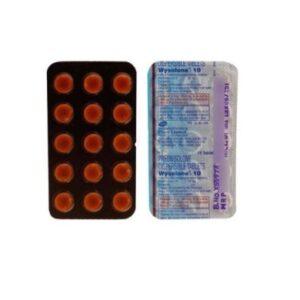 prednisolone 10 mg