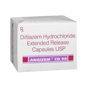 Angizem cd 90 mg