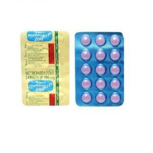 Metrogyl 200 mg